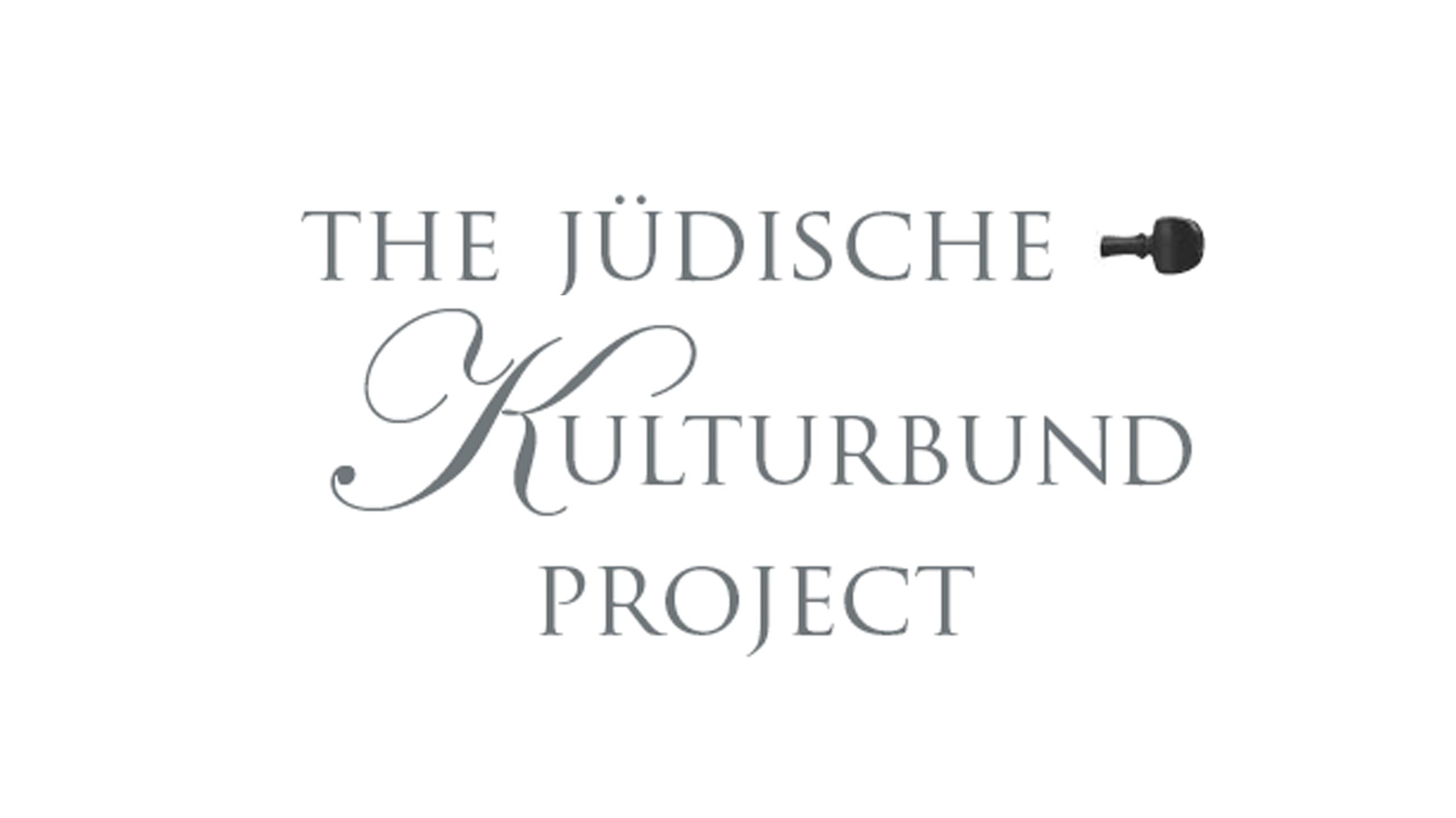 The Judische Kulturbund Project