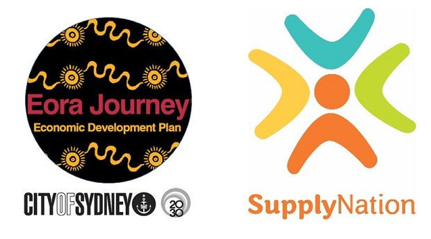 City of Sydney Supply Nation logos
