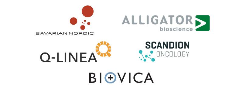 life science virksomheder q1 2020