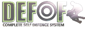 DEFOF self defence system picture with icon