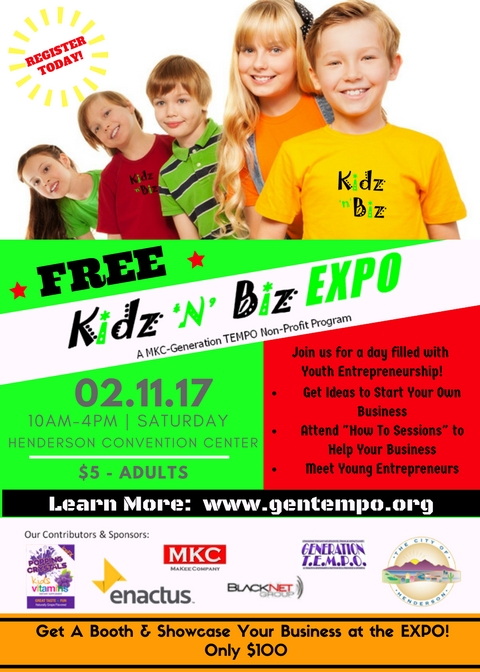 Kidz N Biz FREE EVENT