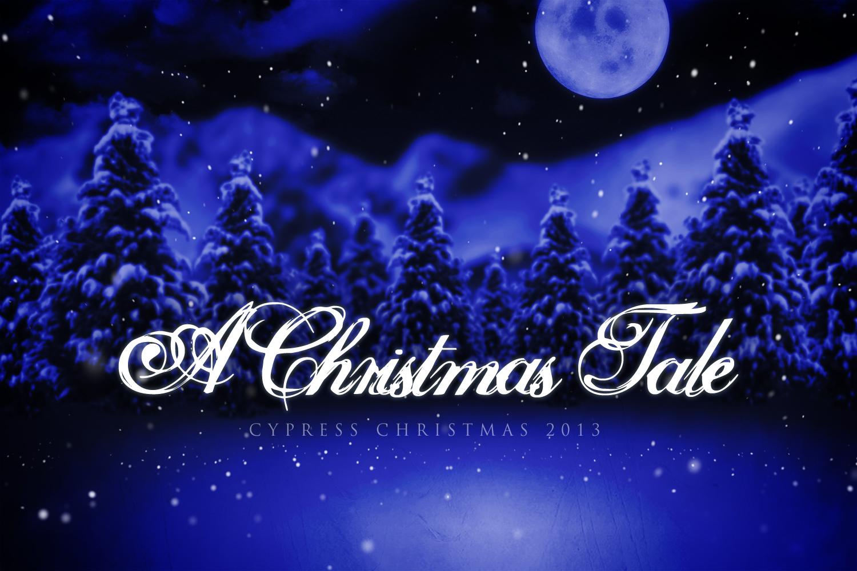 A Christmas Tale logo