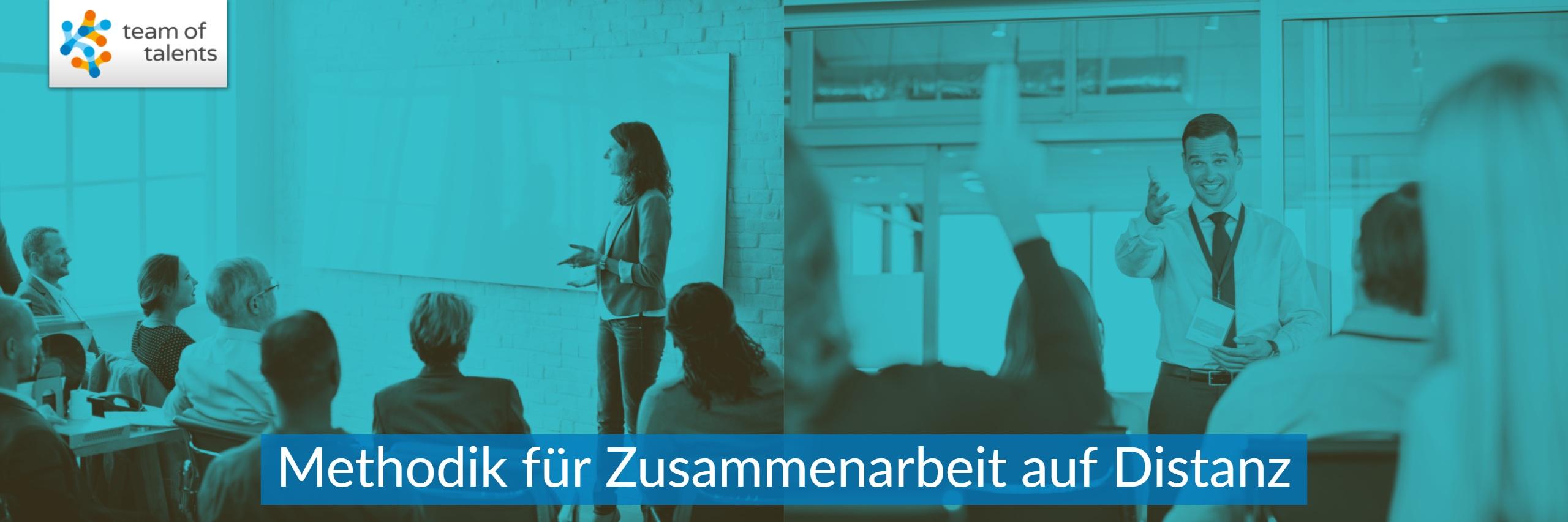 Foto von einem Seminar