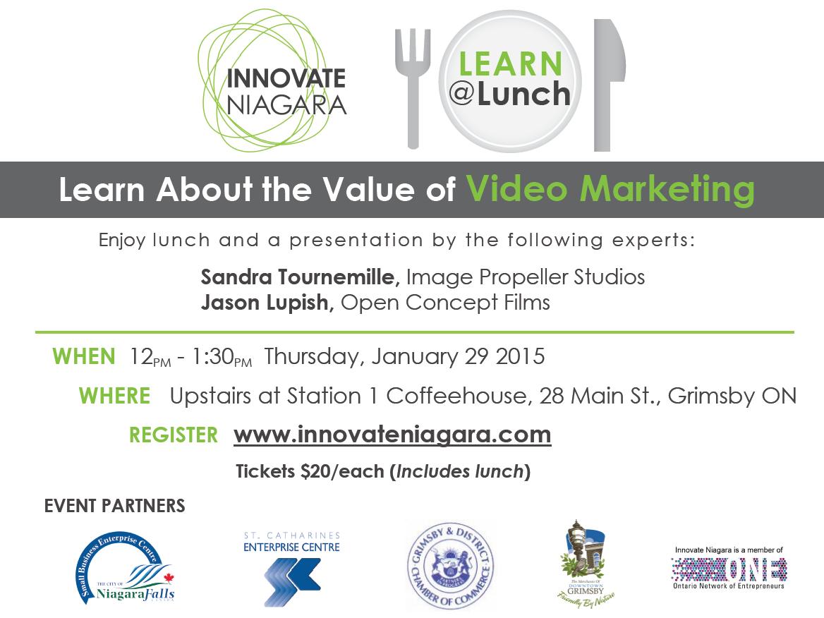 Learn@Lunch
