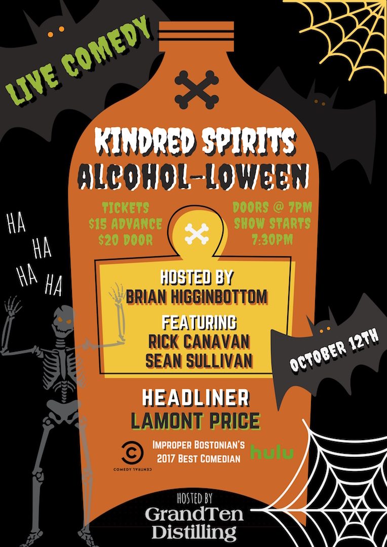 Alcohol-loween
