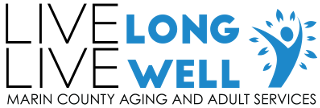 Live Long Live Well Aging and Adult Services logo