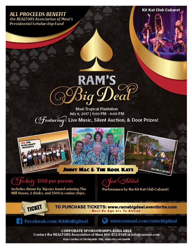 RAM's Big Deal