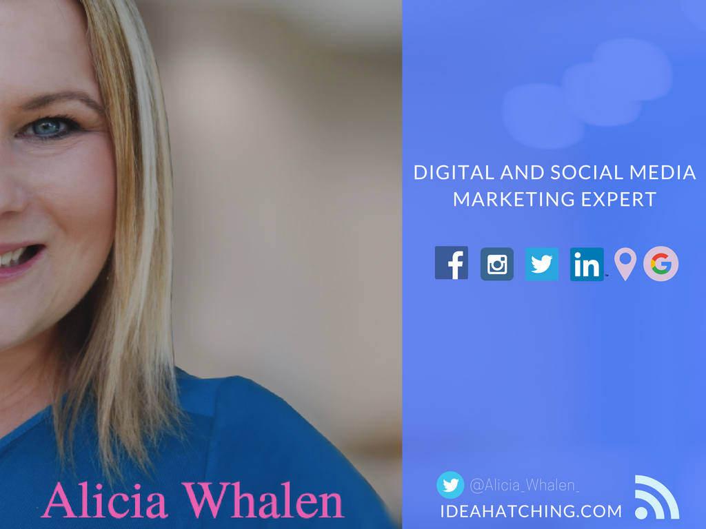 AliciaWhalen Digital Marketing Expert Speaker