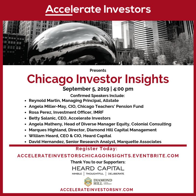 Chicago Investor Insights Speakers