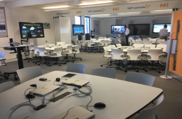 SAP Next-Gen Lab Portsmouth