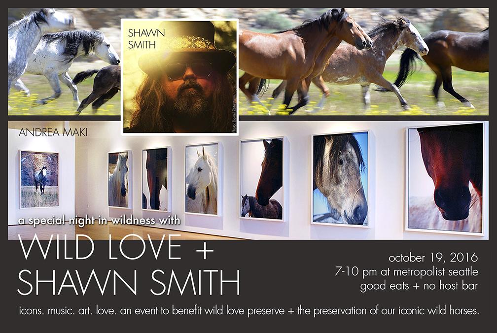 Wild Love + Shawn Smith Invite