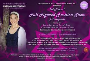 3rd Annual Full Figured Fashion Show Extravaganza