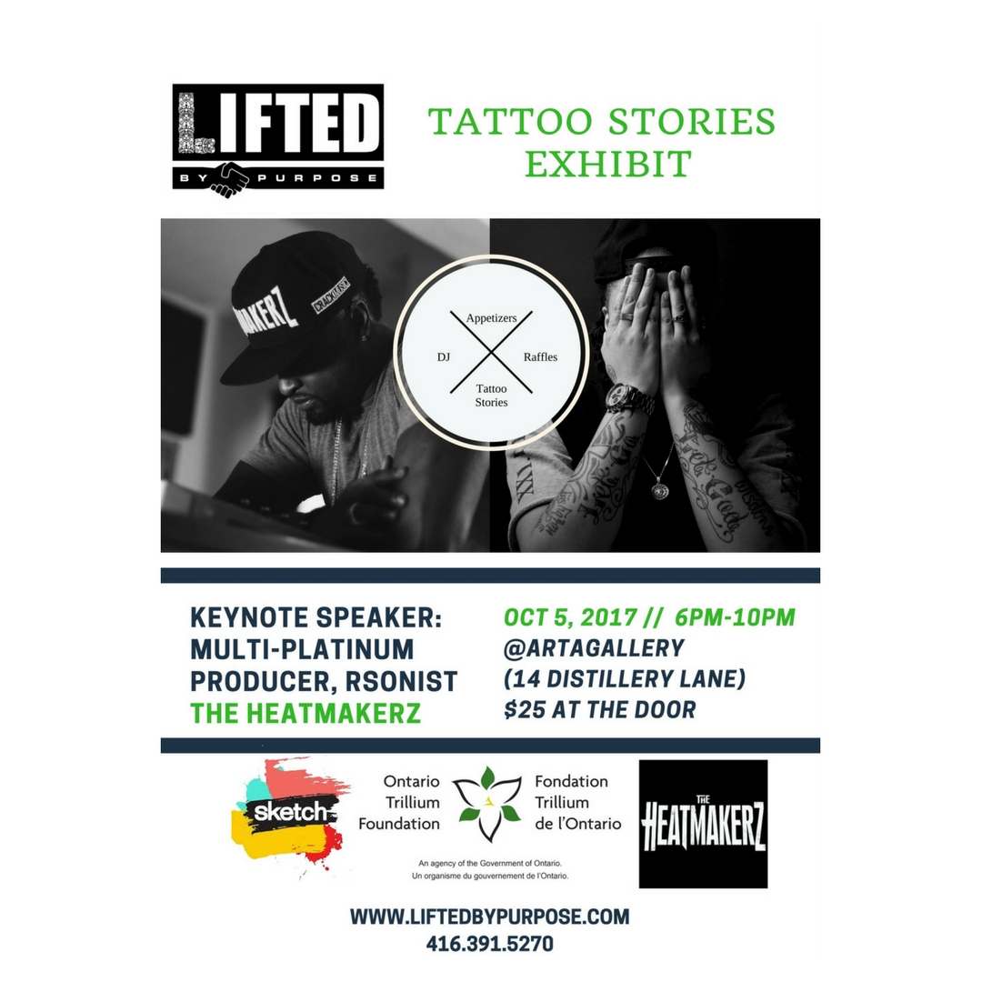 Tattoo Stories Exhibit