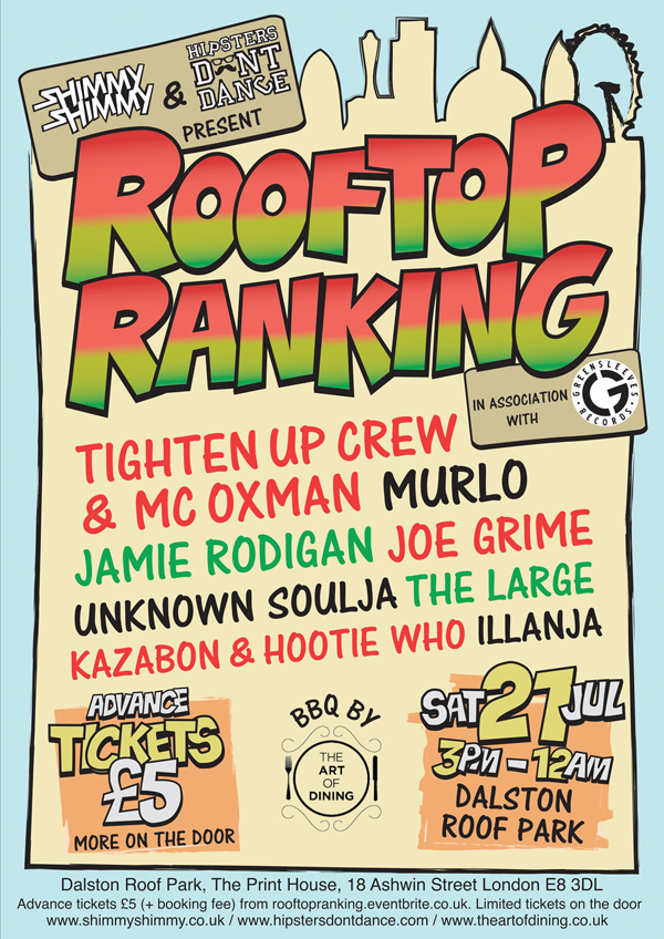 Rooftop Ranking