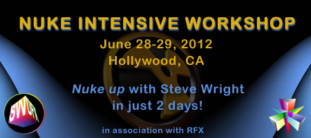 Nuke Intensive Workshop
