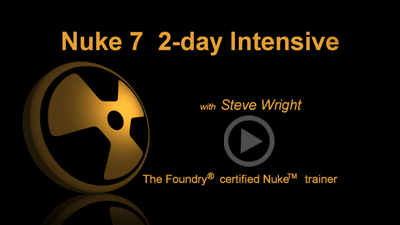 Nuke 7 Workshop promo vid