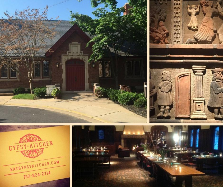 The Venue: Gypsy Kitchen · Gypsy Kitchen Lancaster PA
