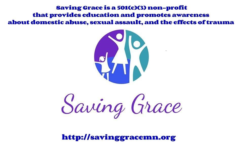 Saving Grace Logo with Description