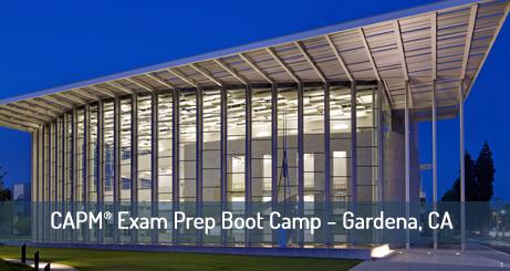 CAPM Exam Prep Gardena, CA