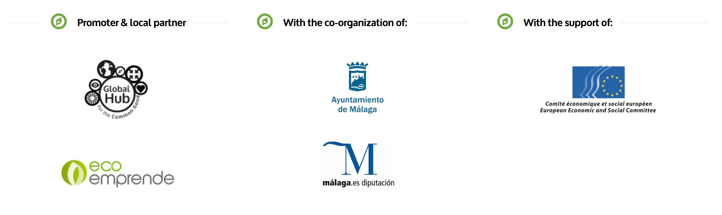 Logos coorganizers