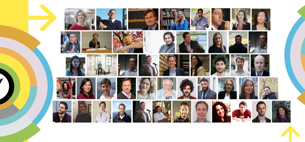 Speakers collage NESI Forum 2017