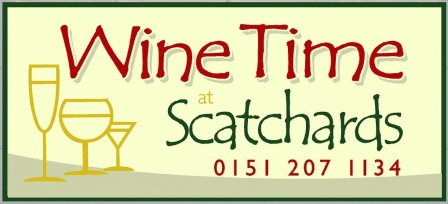 Wine Time at Scatchards