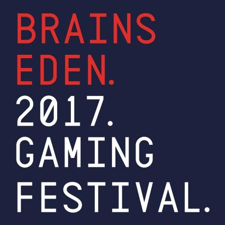 Brains Eden Games Jam 2017 logo