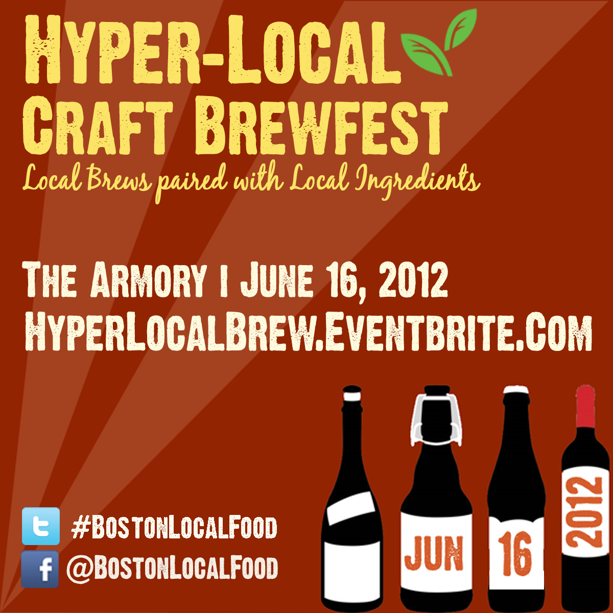 Hyper-Local Craft Brewfest