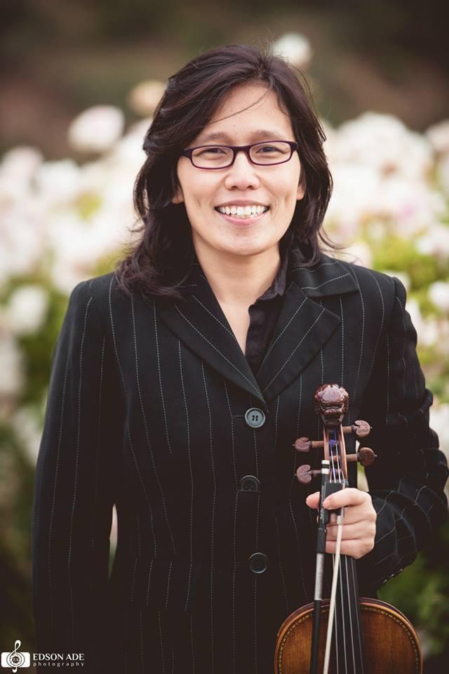 Cecile Coo - Violinist