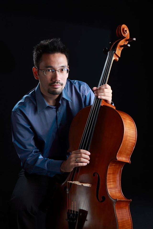 Victor Coo - cellist