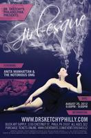 "Dr.Sketchy's Philly presents ""Girl~esque""!"