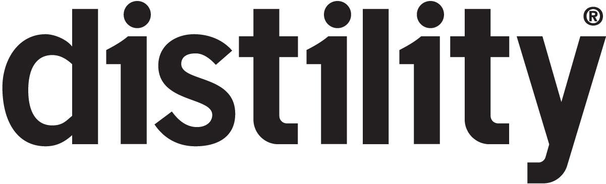 Distility logo