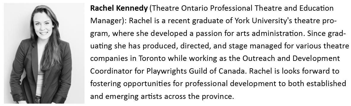 Rachel Kennedy Headshot & Bio