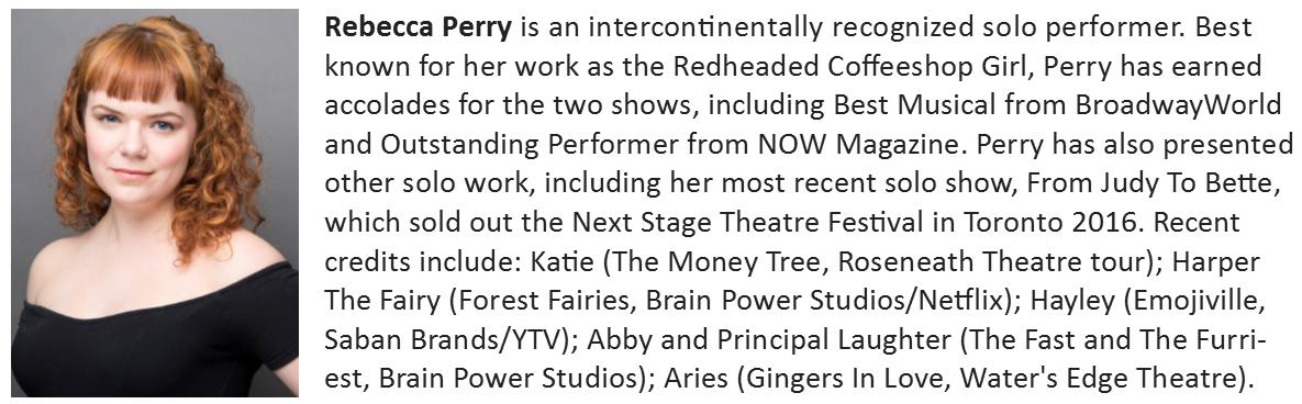 Rebecca Perry Headshot and Bio