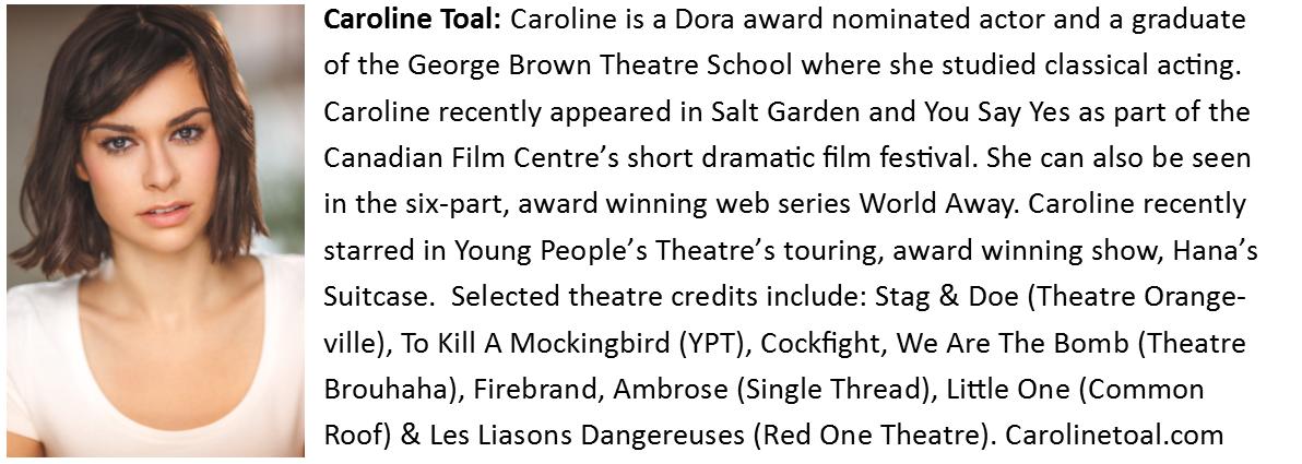 Caroline Toal Bio