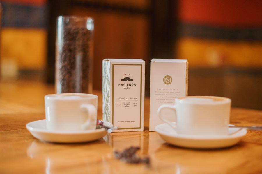 Hacienda Coffee Favours
