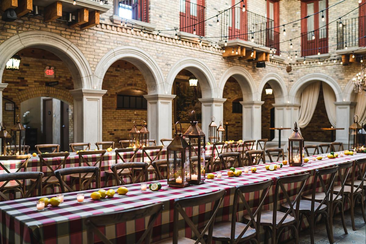 Hacienda Market Series Courtyard