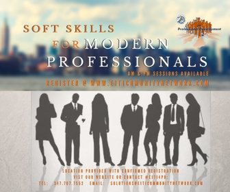Soft Skills for the Modern Professional - Strategy Event