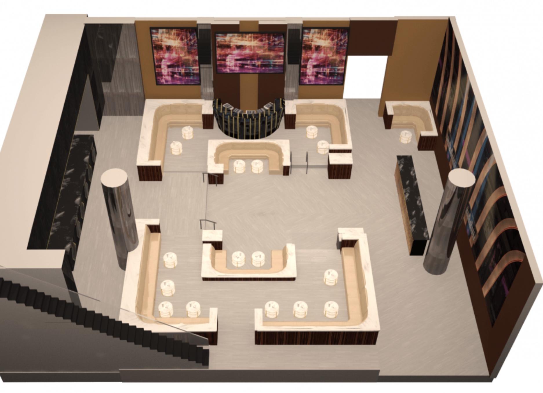 Main Floor ORA