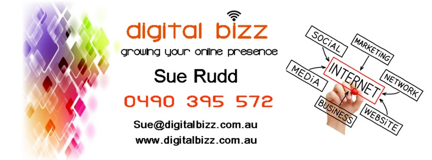 Digital Bizz Facebook cover