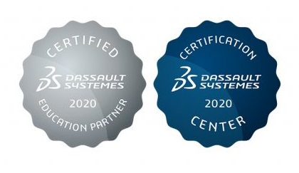 DTE is accredited certification centre for Dassault Systemes CATIA 3DEXPERIENCE training and platinum partner  in UK