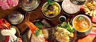 South-East Asian Food!