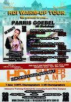 PARRIS GOEBEL UK Workshop Tour