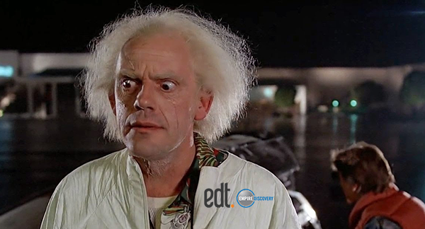 Back to the Future - Early Case Assessment