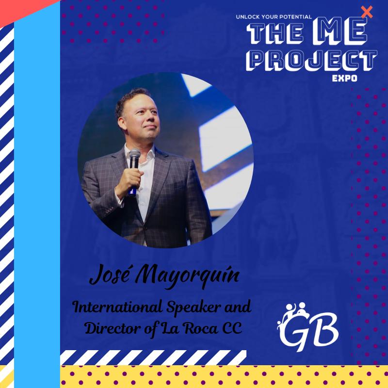 José Mayorquín - Conferencista Invitado