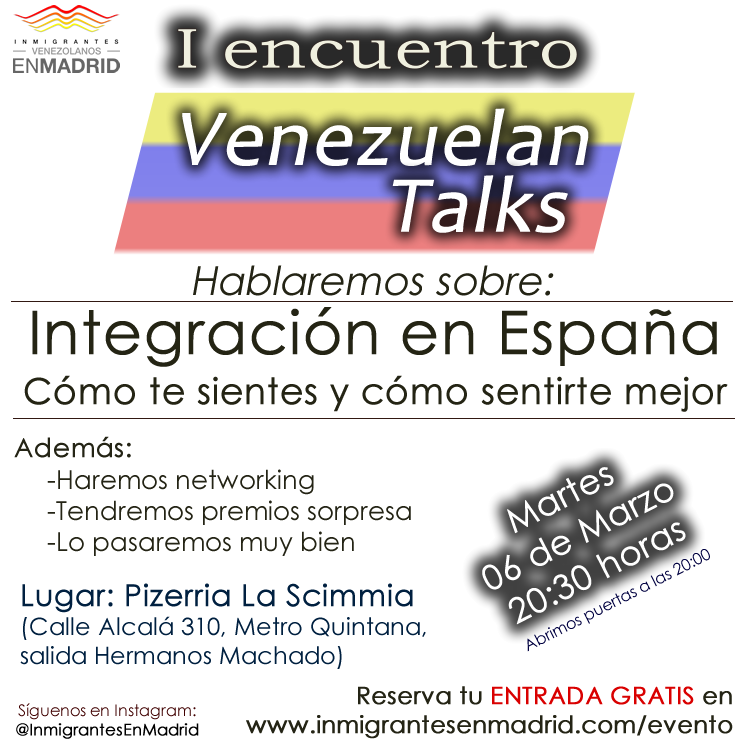 Primer Venezuelan Talks en Madrid