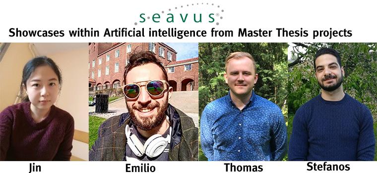 Speakers Show cases AI