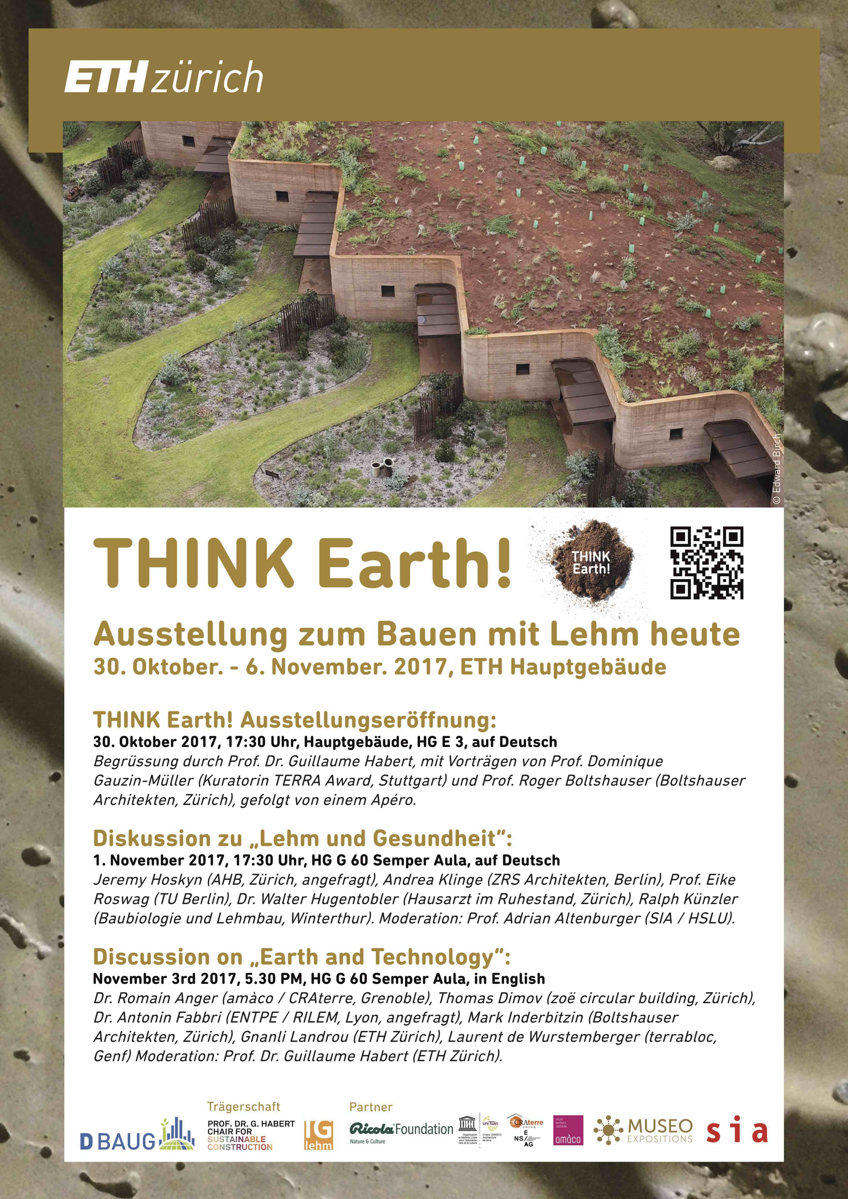THINK Earth!