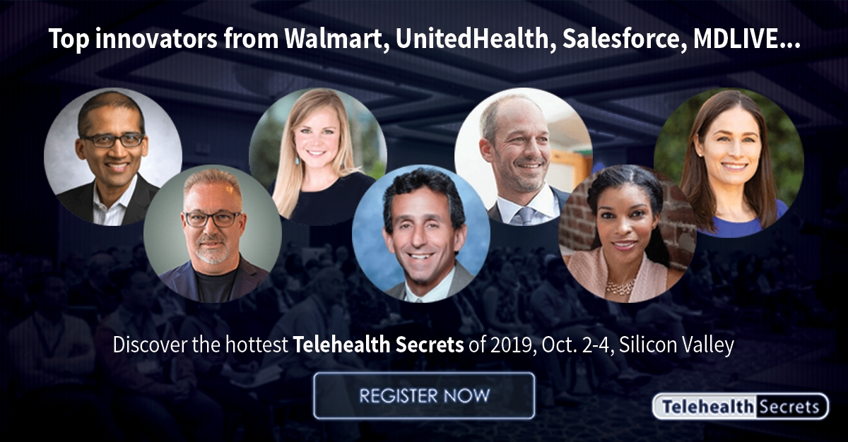 Telehealth Secrets headshots banner