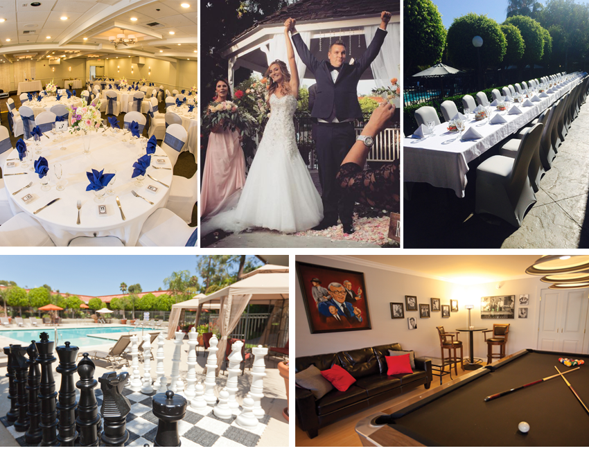 Over 10 Wedding Locations across 8.5 Acres & a number of gorgeous Suites